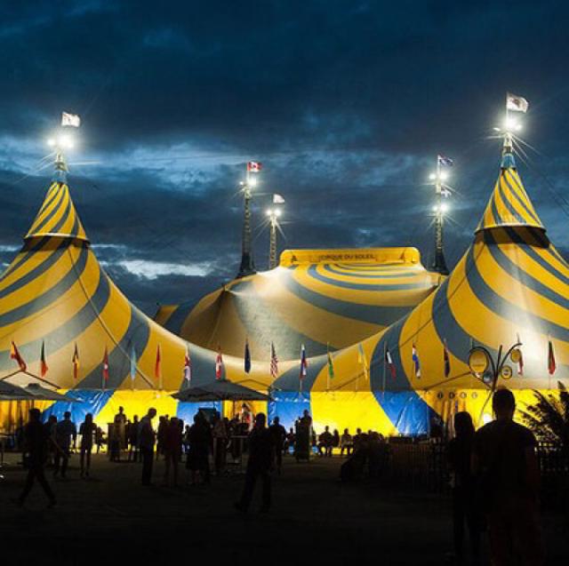 Cirque du Soleil, Perth